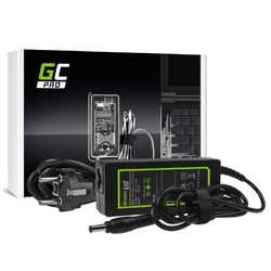 Green cell zasilacz pro 19v 3.42a 65w 5.5-2.5mm do asus r510c