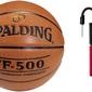 Piłka do koszykówki spalding tf-500 + pompka air jordan essential