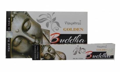 Kadzidełka vijaysree golden buddha - 15g