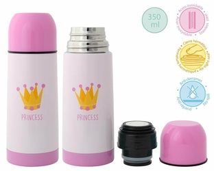 Termos na napoje 350 ml, Princess, Kiokids - princess