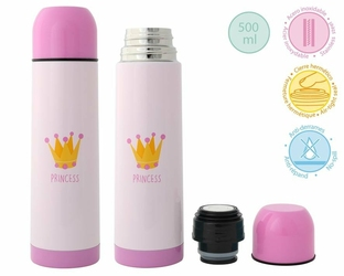 Termos na napoje 500 ml, Princess, Kiokids - princess