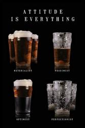 Piwo Nastawienie jest Najważniejsze - plakat