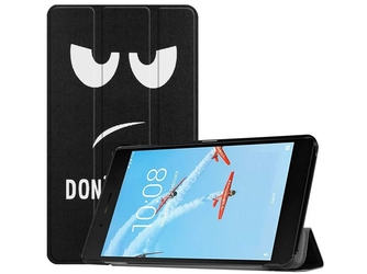 Etui alogy book cover do lenovo tab e7 7.0 tb-7104f dont touch me - dont touch me