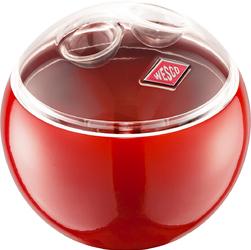 Mały pojemnik kuchenny na przyprawy czerwony Mini Ball Wesco 223501-02