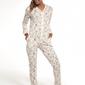 Cornette 107234 polar bear 2 kombinezon piżama damska
