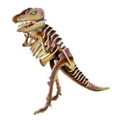 Tyranozaur puzzle przestrzenne