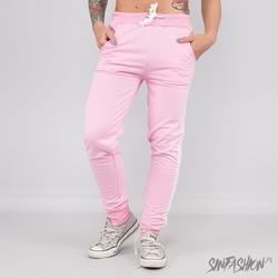 Spodnie minga london badass princes pink
