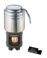 Ciśnieniowy ekspres turystyczny ze stali nierdzewnej esbit coffee maker