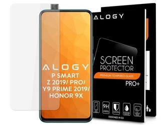 Szkło alogy do huawei p smart z 2019 smart pro y9 prime 2019 honor 9x