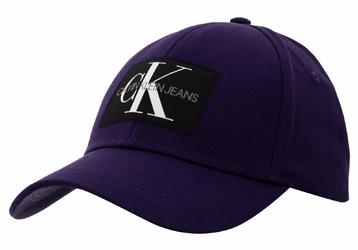 Czapka z daszkiem Calvin Klein Jeans Monogram Snapback - K40K400752 507