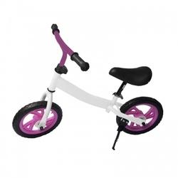 Rowerek biegowy dzieci rower 12 eva ultralekki biały