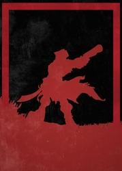 League of legends - gangplank - plakat wymiar do wyboru: 70x100 cm