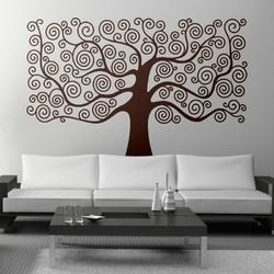 drzewo 1309 szablon malarski