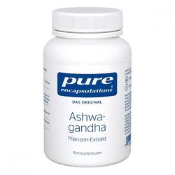 Pure encapsulations ashwagandha kapsułki