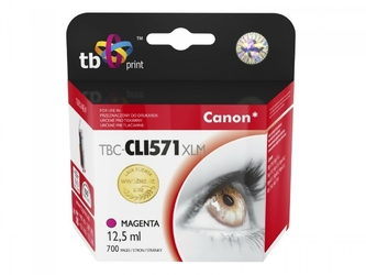 Tb print tusz do canon cli-571xl tbc-cli571xlm ma 100 nowy
