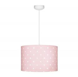 Lampa wisząca - lovely dots pink