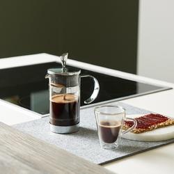 Zaparzacz do kawy french press luxe 0,35 litra leopold vienna lv01535