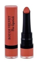 Bourjois paris rouge velvet the lipstick - pomadka dla kobiet 2,4g 15 peach tatin