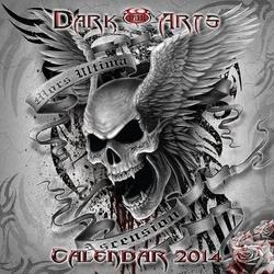 Spiral dark arts - kalendarz 2014