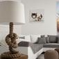 Interior space :: lampa stołowa ropes