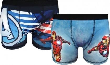 Męskie bokserki avengers marvel s