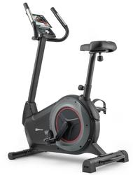 Rower elektromagnetyczny hs-100h solid czarny z matą - hop sport
