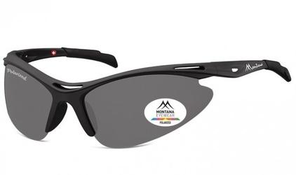 Sportowe okulary z polaryzacją montana sp301 czarne