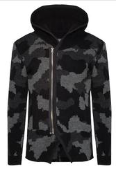 Sweter - czarny 27002-1