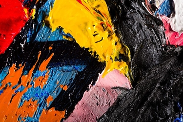 Fototapeta abstrakcja malarstwo 567a