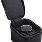 Pudełko na zegarki podróżne stackers jednokomorowe czarne