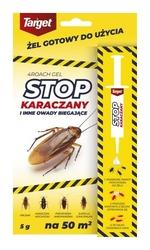 Żel strzykawka na karaluchy prusaki trutka – 5 g target