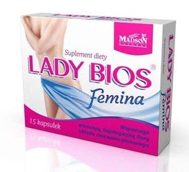 Lady bios femina x 15 kapsułek