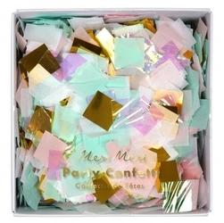 Meri meri - konfetti opalizujące