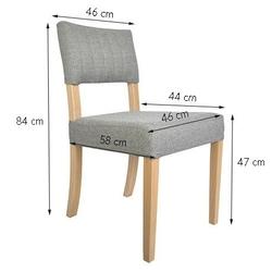 Krzesło do jadalni vito klasyczne