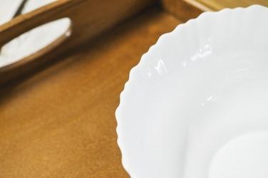 Luminarc salaterka opal 20.5 cm muszelka