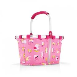Koszyk carrybag xs kids abc friends pink - abc friends pink