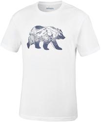 T-shirt męski columbia baker brook em0736100