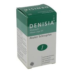 Denisia 1 schnupfen tabl.