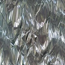 Obraz na płótnie canvas Folia aluminiowa