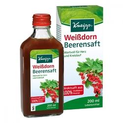 Kneipp weissdorn sok z jagód głogu