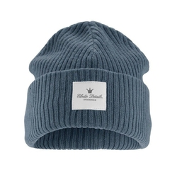 Elodie details - czapka wełniana - tender blue 0-6 m