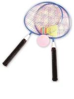 Zestaw do badmintona dla dzieci vilac, 4+