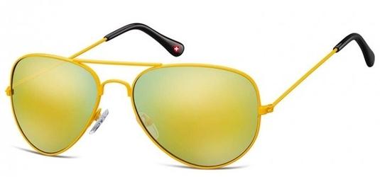 Pilotki okulary aviator montana lustrzanki ms96g