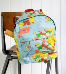 Plecak mini, Mapa, Rex London