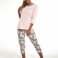 Cornette 602223 helen plus piżama damska