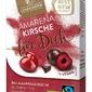 Landgarten | liofilizowane wiśnie w gorzkiej czekoladzie 90g | gluten free - organic - fairtrade