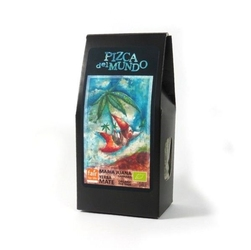 Pizca del mundo | maría juana cannabis – yerba mate z konopiami 100g | organic - fair trade