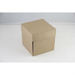 Pudełko exploding box 10 cm kraft - CFT