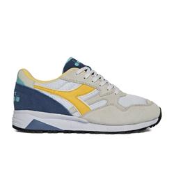 Sneakersy diadora n902 s - niebieski