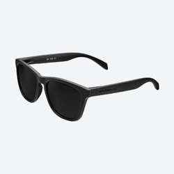 Okulary northweek by hawkers - regular matte black all black polarized